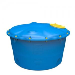 Ёмкость Лепесток 2000 литров широкая
