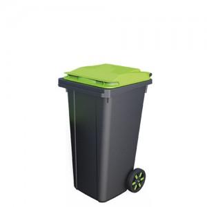 Пластиковый контейнер для мусора 60 литров